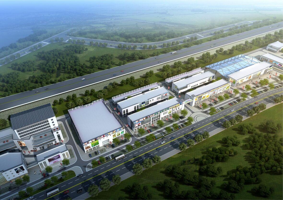 四川键为新农新城
